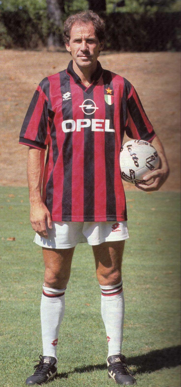 Franco BARESI; 1977–1997 AC MILAN