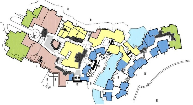 Souk (Arabic word for mall or market place) Master Plan