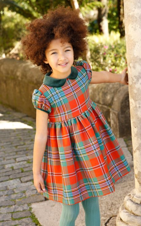 Oscar de la Renta Kids Fashion