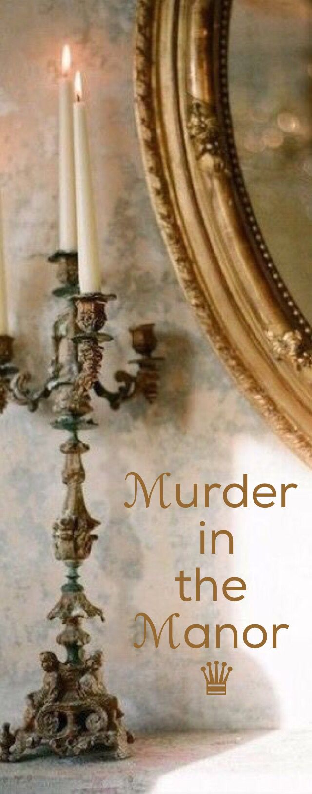 ℳurder in the ℳanor ♛