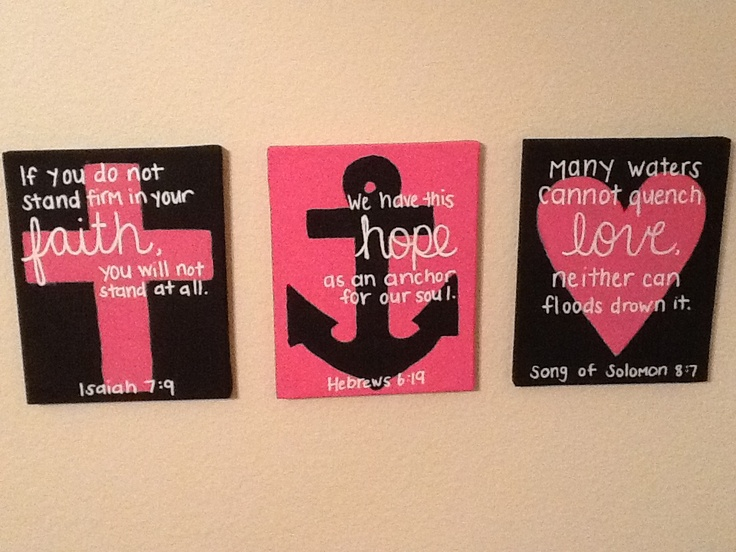 Need to make these for my room just different colors!