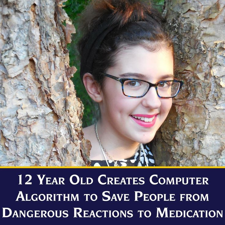 Tennessee Girl Creates Algorithm to Stop Adverse Reactions to Prescription Drugs- Sofia Tomov, 12, has made it her mission to help doctors prescribe the correct drugs to their patients.