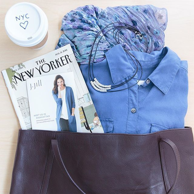 Best Fall Outfits :      Picture    Description  Come visit us in the big apple ! Our very first #NYC store opened today at 160 Columbus Avenue. If you're in the area, make sure to stop by to shop our new arrivals. We ❤️ NYC! #jjilltakesnyc #jjill #jjillstyle    - #Fall https://looks.tn/season/fall/best-fall-outfits-come-visit-us-in-the-big-apple-our-very-first-nyc-store-opened-today-at-160-c/