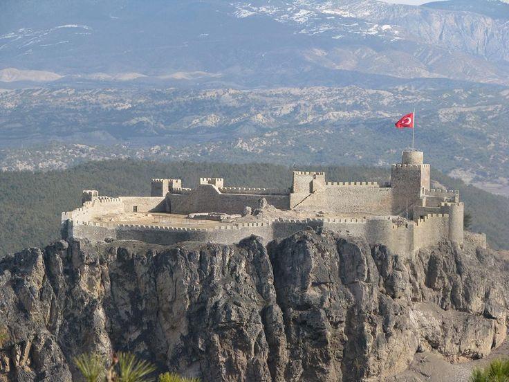 Sinop/ Turkey Boyabat Kalesi- Boyabat Kalesi M.Ö. 7. yüzyılda Paflagonya'lılar tarafından yaptırılan kale,