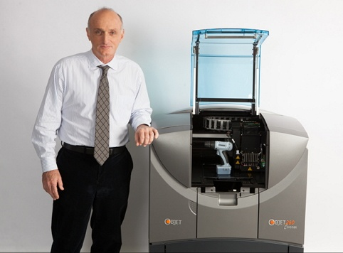 Objet and Stratasys Merge: An Interview with CEO David Reis