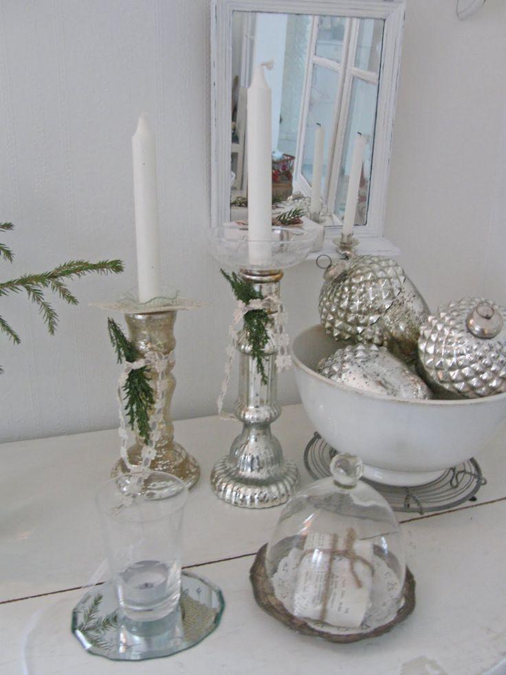 Weihnachtstischdeko Silber 1085 best weihnachtsdeko images on