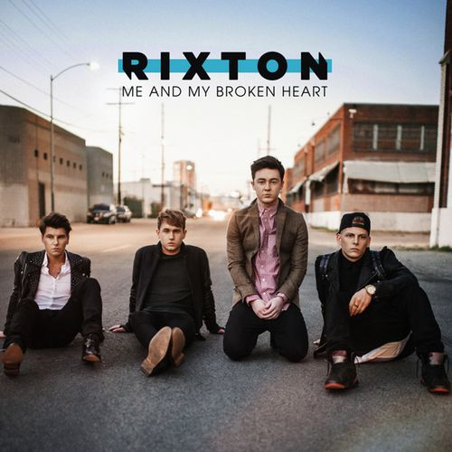 Rixton - Me And My Broken Heart. Okay so I DO NOT have a broken heart haha but this song is SO catchy!!!!