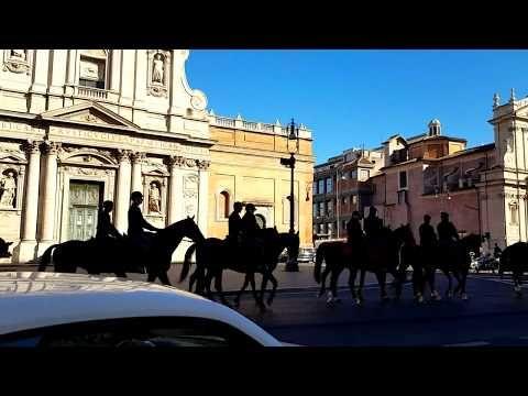 Piazza di San Bernardo ROME - YouTube