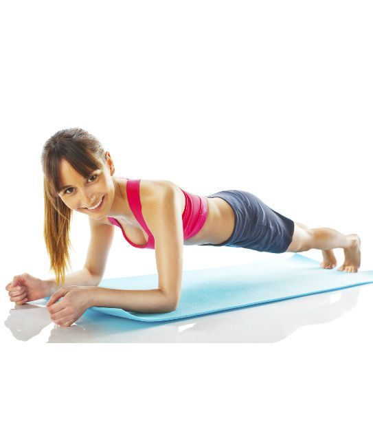 exercicios para chapar prancha
