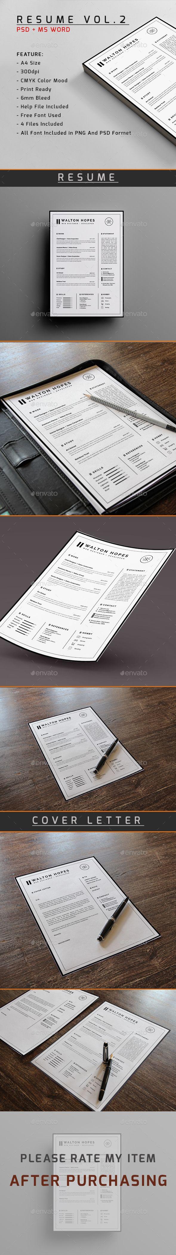 130 best clever resumes images on pinterest cv design design
