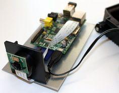Une caméra de surveillance vidéo avec le Raspberry Pi | Framboise 314, le Raspberry Pi à la sauce française….