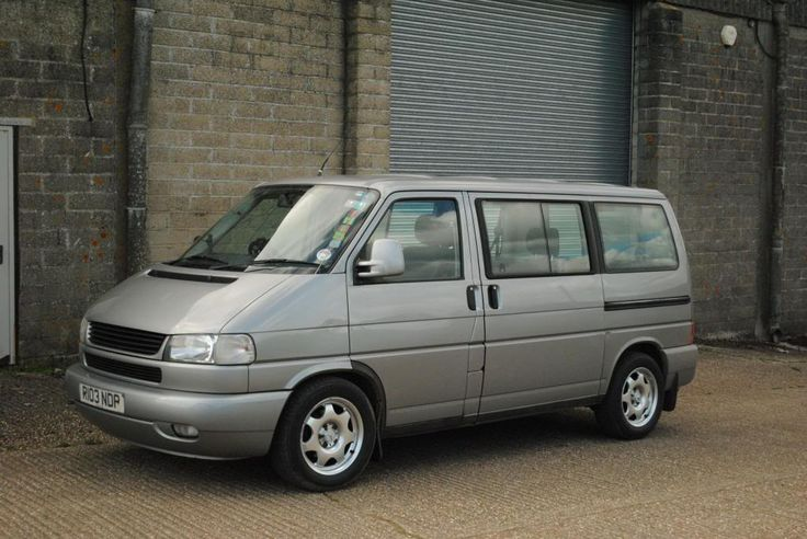 Only Mercedes rims in here! - Page 20 - VW T4 Forum - VW T5 Forum