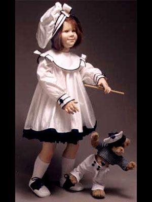 Mary Lu doll krey