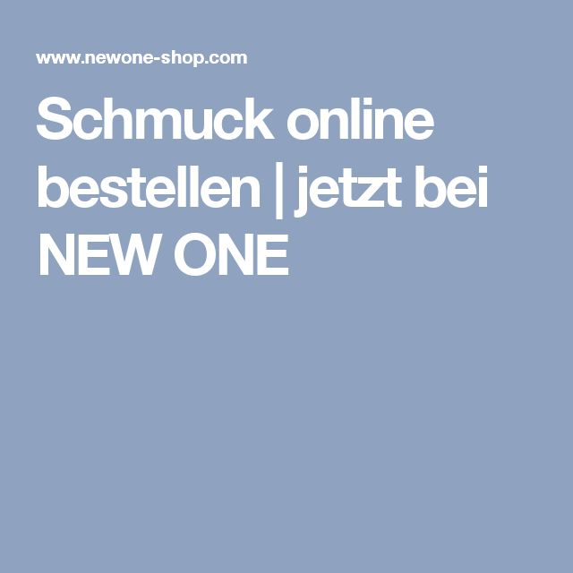 Schmuck bestellen  Best 25+ Schmuck online shop ideas only on Pinterest | Six schmuck ...