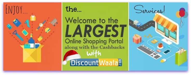 What are you People Waiting for? Come and Join us for Free! Link - http://www.discountwaala.com/account/register.aspx #Onlineshopping #loveshopping