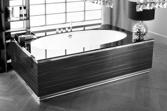 Free-standing baths | Baths | Zurigo 200 Ebano Bathtub | Milldue. Check it out on Architonic