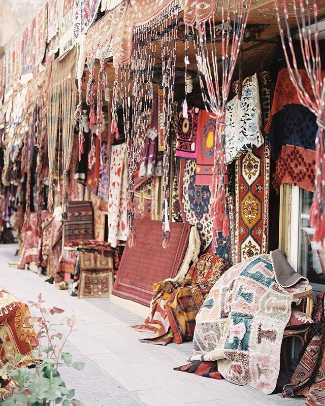 Turkish Rugs | Cappadaccio, Turkey | #kychelletravels