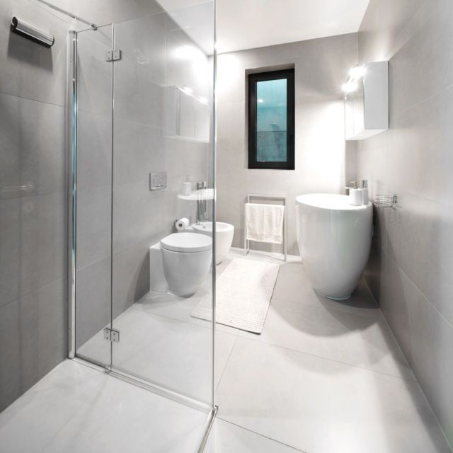 gloss tiles on bathroom floor best 25 porcelain floor ideas on master 23251