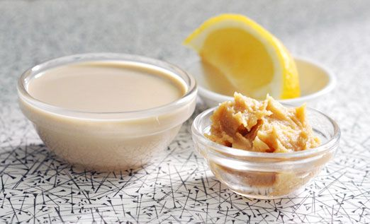 Recipe:  Tahini-Miso Dressing