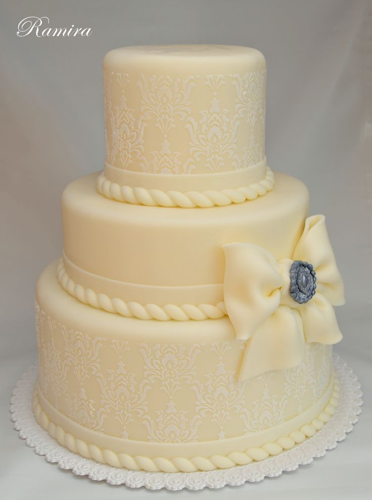 Svadobné torty | Torty Ramira