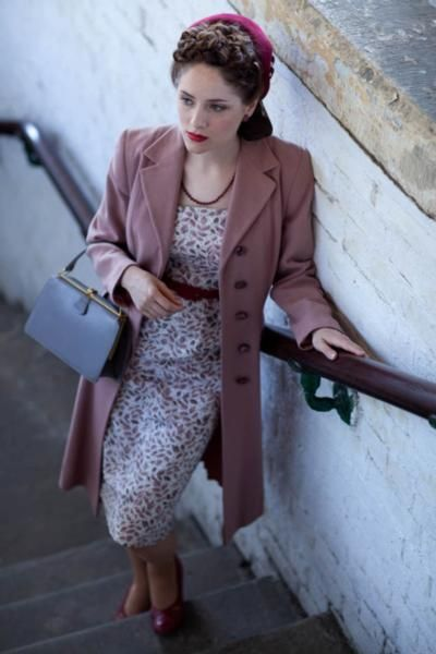 The Bletchley Circle - 1940s/1950s fashion