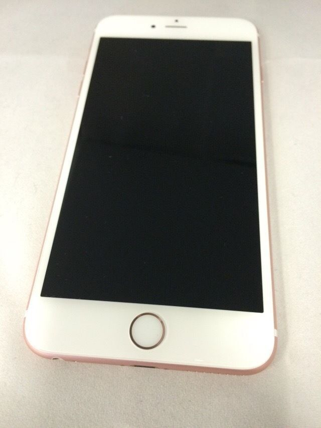 Apple Iphone 6s Plus 16gb Rose Gold Unlocked Excellent W Apple Warranty Pho Iphone 6s Rose Gold Apple Iphone 6s Plus Apple Smartphone