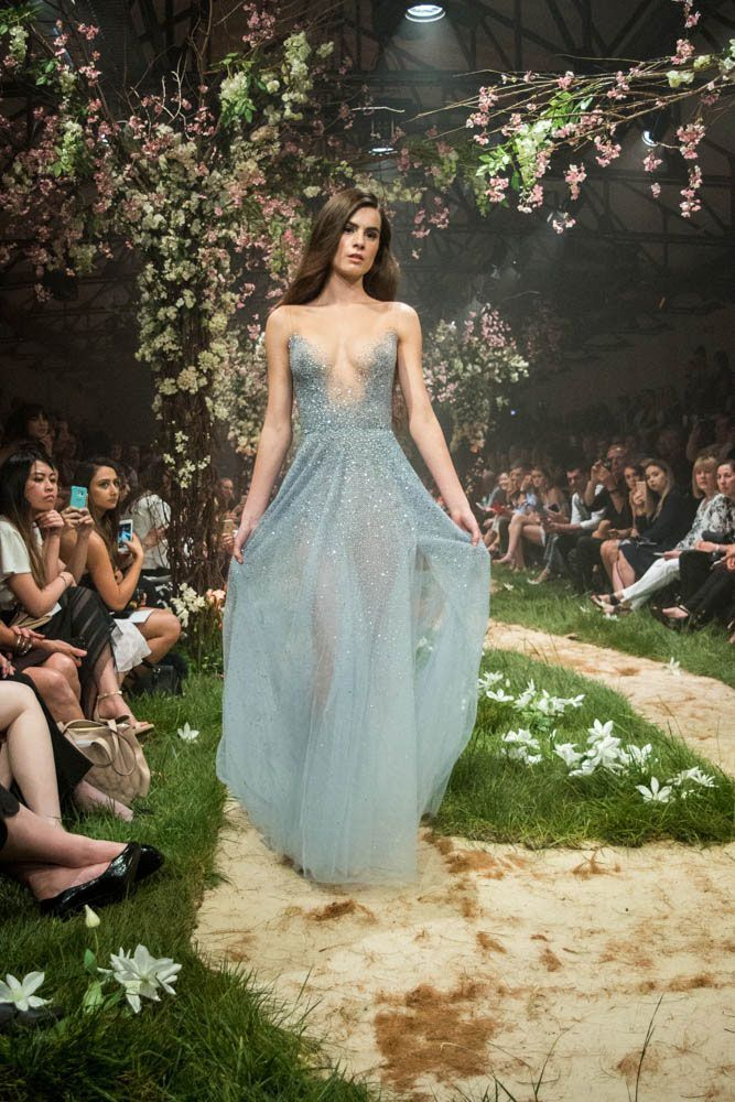 19 best Disney Princess Inspired Dress by Paolo Sebastian images on ...