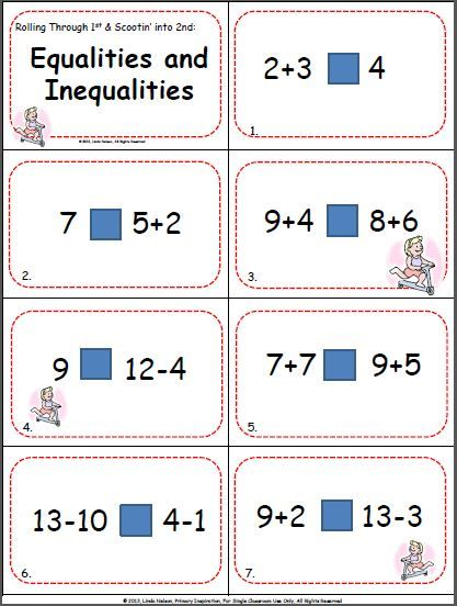 FREE find this free Scoot game for comparisons and inequalities in the product preview for this set of ten Scoot games.