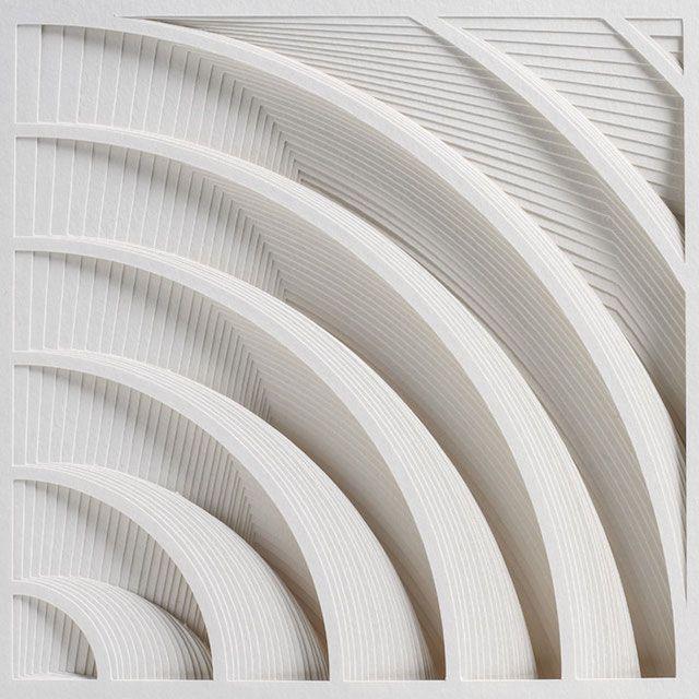 Stunning Paper Art by Matt Shlian-29