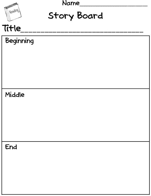 Great retelling activity & it's FREE!!
