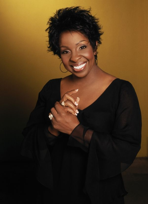 Gladys Knight, one of my favorite female singers of all time