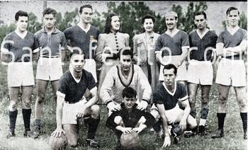 Independiente Santa Fe en 1941