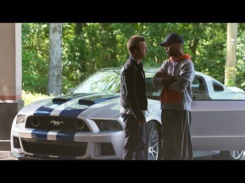 New Need For Speed Movie Trailer Released