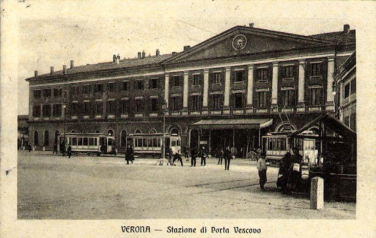 Stazione porta vescovo - Porta cartoline ...