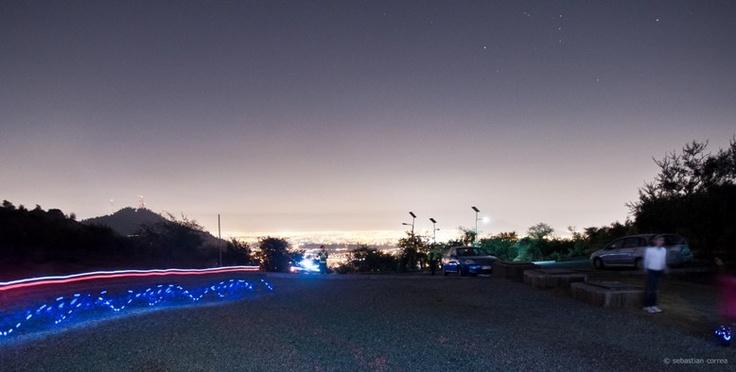 Pedaleo a las estrellas Foto @condorchico