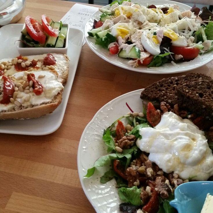 Salads @ queens
