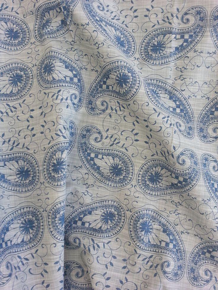 Maradadhi Paisley — Maradadhi Textiles