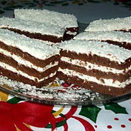 Krémesen kókuszos sütemény Recept képpel - Mindmegette.hu - Receptek