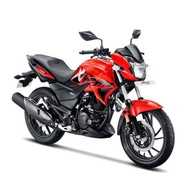 10 Most Affordable Abs Equipped Motorcycles Hero Xtreme 200r To
