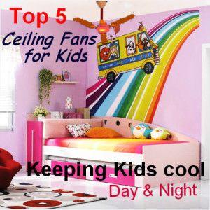 ceiling fans for kids deckenventilatorenfr kinder - Coole Deckenventilatoren Fr Kinder