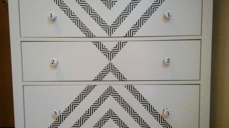 Best 20 Washi Tape Furniture Ideas On Pinterest Dipped