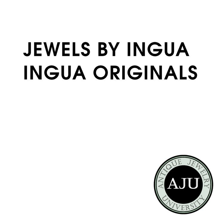 AJU Maker's Mark Database   A free database of jewelers' trademarks