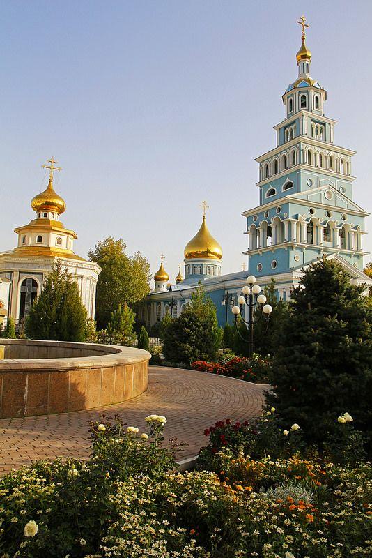 Russian Orthodox Church, Tashkent, Uzbekistan
