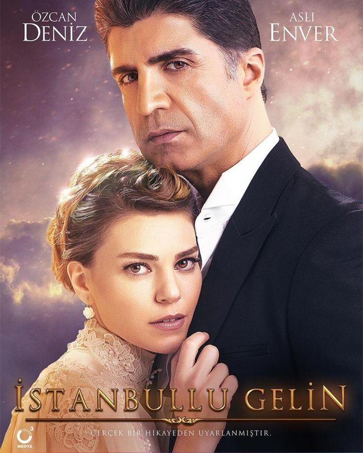 İstanbullu Gelin bu akşam Star Tv'de başlıyor  Özcan Deniz, Aslı Enver