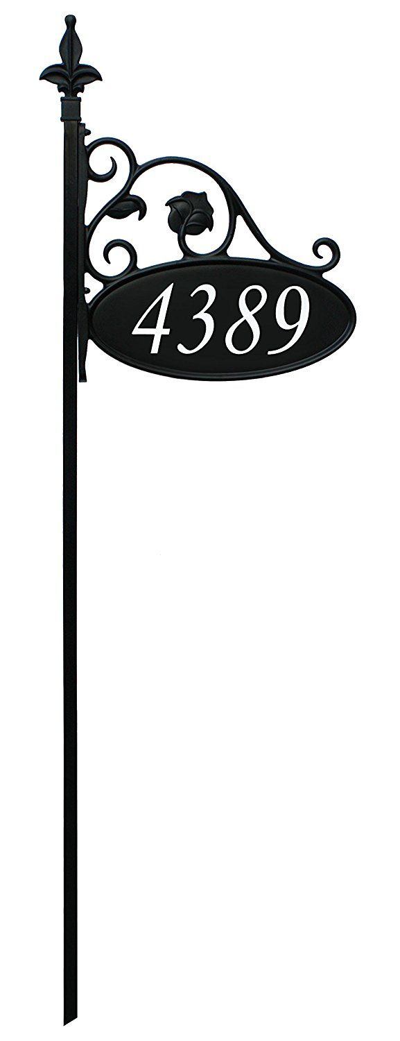 1000 ideas about address signs on pinterest address plaque house number signs and house numbers - Decorative house number signs ...