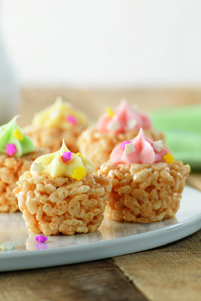 267 best easter recipes images on pinterest cooking food kitchens crispy cereal mini cupcakes treats your easter dessert table should feature a kid kraft recipescandy forumfinder Gallery