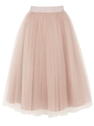 : skirting around - Tressi full skirt, £115, Coast - On-trend winter wedding outfit inspiration - MSN Her UK