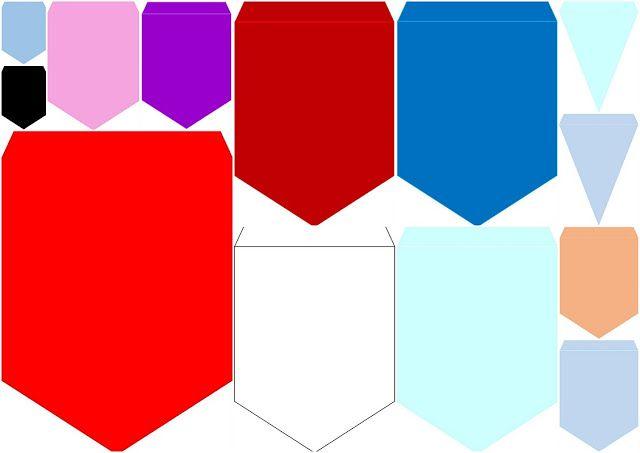 Banderines de Colores para Fiesta de 15 Años para Imprimir Gratis.   Oh My 15 Años!
