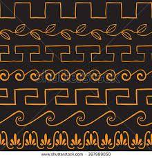 Image result for ancient cretan border