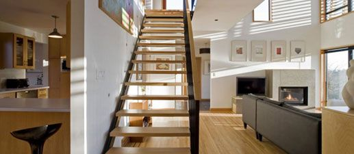 Improving your stairs is a great way to improve your home.